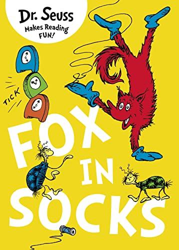 9780007441556: Fox in Socks (Dr Seuss)