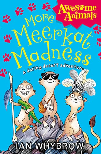 9780007441587: More Meerkat Madness (Awesome Animals)