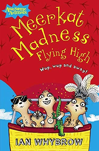 9780007441617: Meerkat Madness Flying High (Awesome Animals)