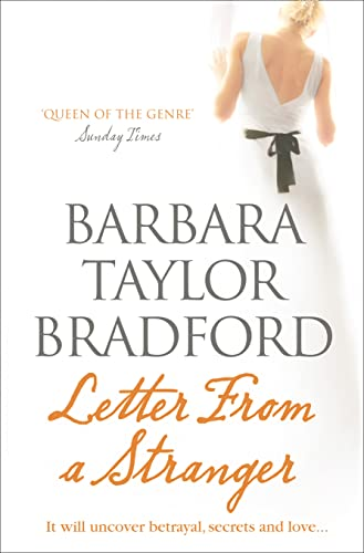 Letter from a Stranger: Bradford, Barbara Taylor