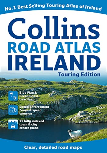 9780007442317: Collins Road Atlas Ireland: Touring Edition (Collins Travel Guides)
