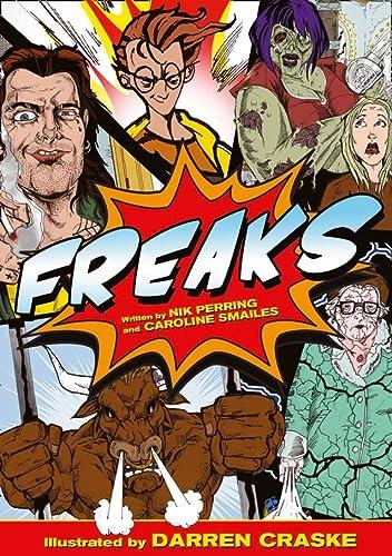 9780007442898: Freaks
