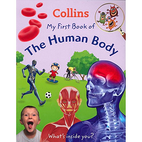 9780007442959: Collins My First Book of the Human Body