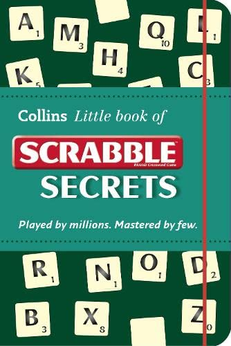 9780007443147: Collins Little Book of Scrabble Secrets.