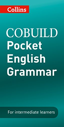 9780007443260: Collins Cobuild Pocket English Grammar