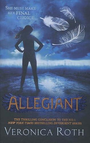 9780007444113: Allegiant (Divergent, Book 3): 3/3