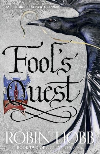 [signed] The Fool's Quest (Fitz and the Fool)