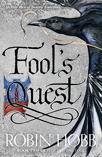 9780007444229: The Fool's Quest (Fitz and the Fool)