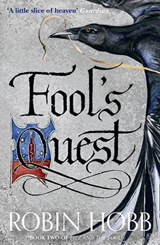 9780007444243: Fitz and the Fool : Book 2, The Fool's Quest