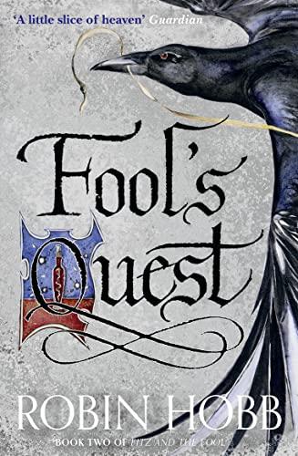 9780007444243: Fool's Quest