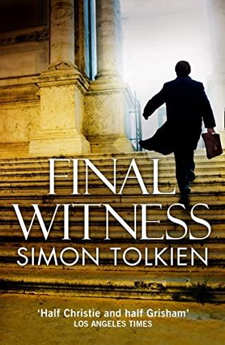 9780007444502: Final Witness