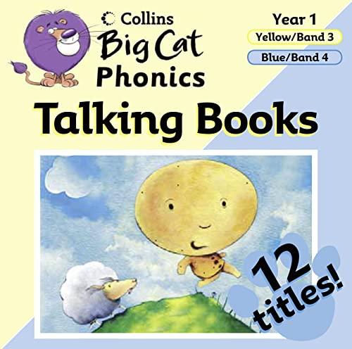 9780007444793: Phonics (Collins Big Cat Talking Books)