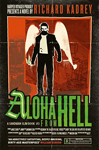 9780007446025: Aloha from Hell (Sandman Slim 3)