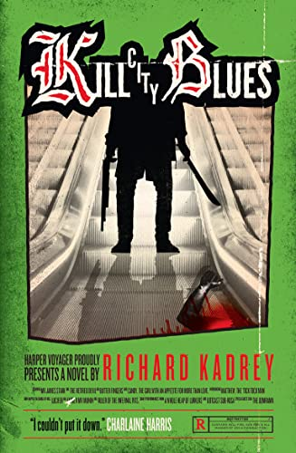 9780007446063: Kill City Blues