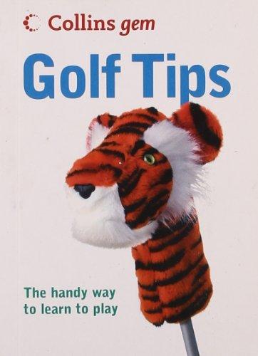 9780007446148: Golf Tips (Collins Gem)