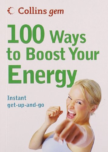 9780007446162: Collins Gem - 100 Ways to Boost Your Energy