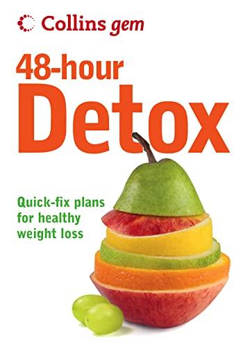 9780007446186: Collins Gem - 48-hour Detox