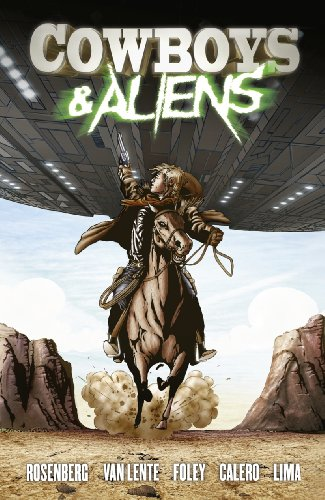 9780007446254: Cowboys and Aliens