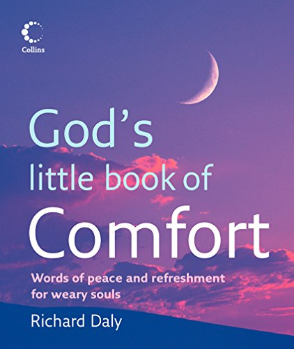 9780007447046: God's Little Book of Comfort