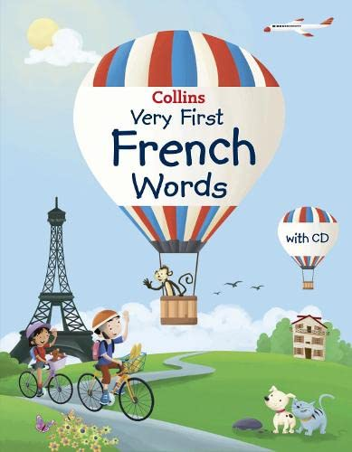 9780007447473: Collins Very First French Words (Collins Primary Dictionaries)