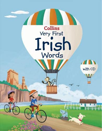 9780007447497: Collins Very First Irish Words (Collins Primary Dictionaries)