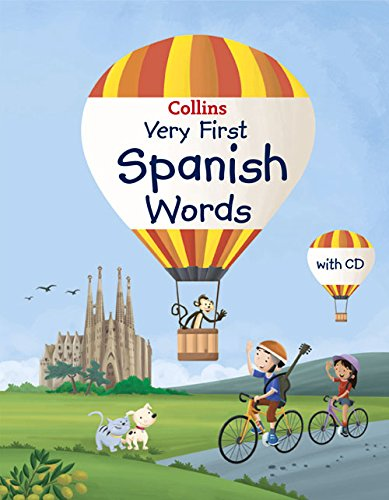9780007447510: Collins Very First Spanish Words (Collins Primary Dictionaries)