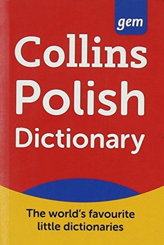 9780007447541: Collins Gem Polish Dictionary (Collins Gem)