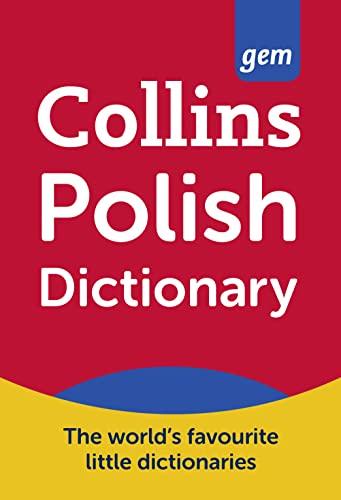9780007447541: Polish Dictionary. (Collins GEM)