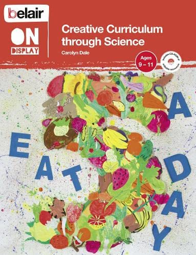 9780007447664: Creative Curriculum through Science (Belair On Display)