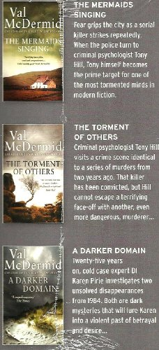 9780007447824: Val McDermid Box Set