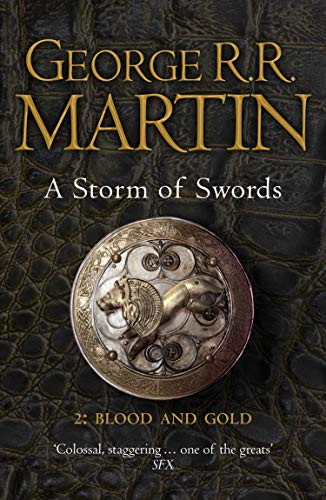 9780007447855: A Storm of Swords: Blood and Gold: Book 3 Part 2 of a Song of Ice and Fire