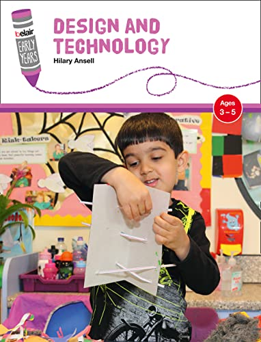 9780007447978: Belair: Early Years - Design and Technology: Ages 3-5