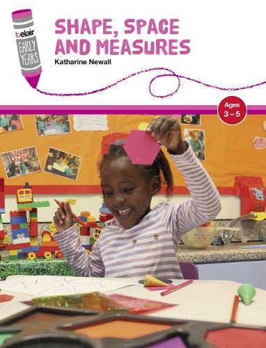 9780007447992: Belair: Early Years - Shape, Space and Measures: Ages 3-5