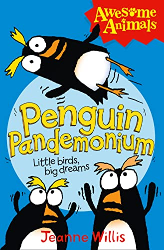 9780007448081: Penguin Pandemonium (Awesome Animals)