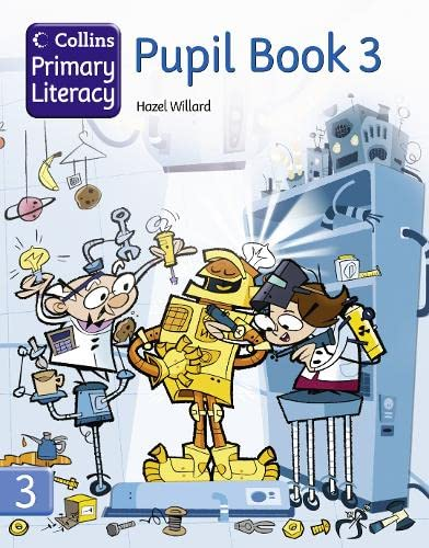 9780007449255: Collins Primary Literacy - Pupil Book 3: [For Pakistan]
