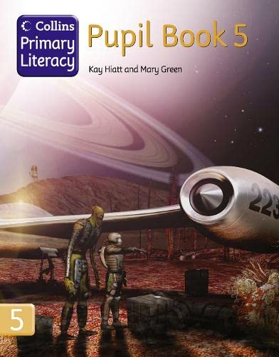 9780007449262: Collins Primary Literacy – Pupil Book 5: [For Pakistan]