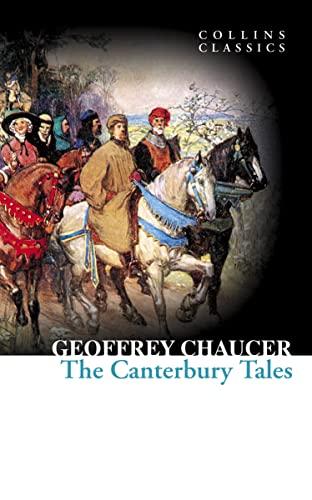 9780007449446: Canterbury Tales (Collins Classics)