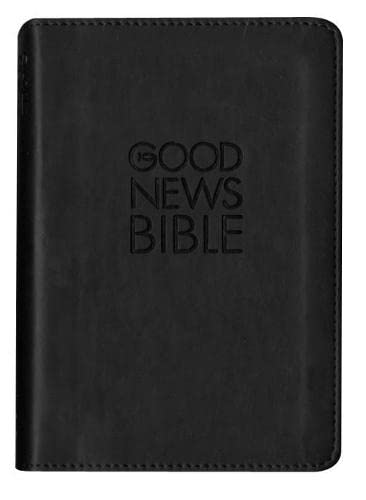9780007449804: Good News Bible (GNB): Black Compact Gift edition