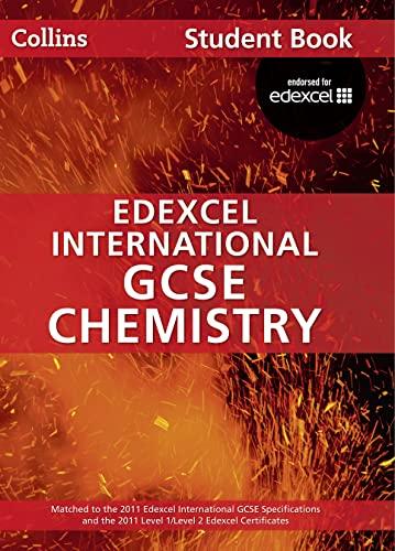 9780007450015: Collins Edexcel International GCSE – Edexcel International GCSE Chemistry Student Book