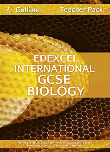 9780007450039: Biology Teacher Pack: Edexcel International GCSE (Collins International GCSE)