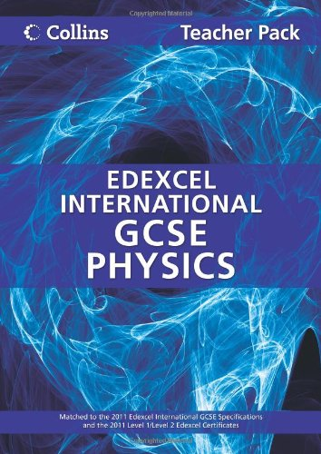9780007450053: Collins Edexcel International GCSE – Edexcel International GCSE Physics Teacher Pack