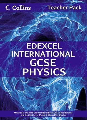 9780007450053: Collins Edexcel International GCSE - Edexcel International GCSE Physics Teacher Pack