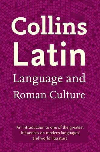 9780007450077: Collins Latin Language and Roman Culture (Easy Learning)