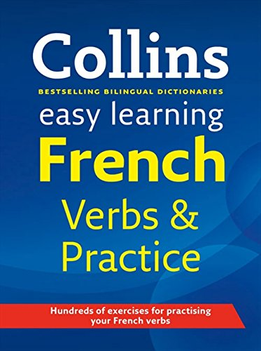 9780007450084: Collins Easy Learning French Verbs and Practice.