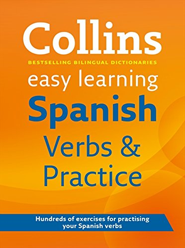 9780007450091: Collins Easy Learning Spanish Verbs and Practice.