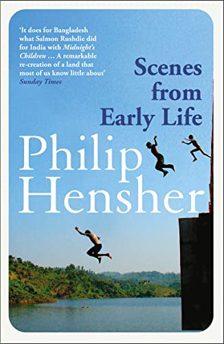 9780007450107: Scenes from Early Life: A Novel. Philip Hensher