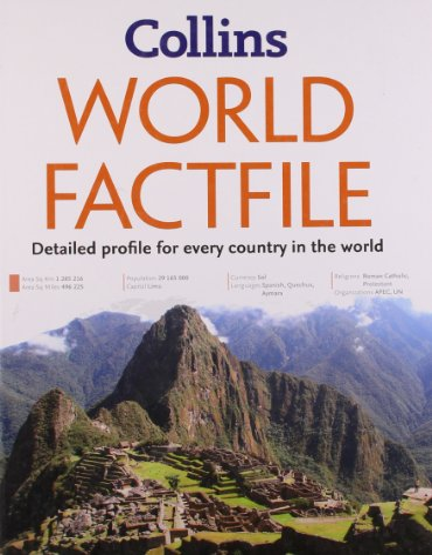 9780007450176: Collins World Factfile
