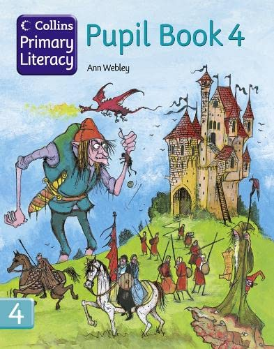 9780007451265: Collins Primary Literacy - Pupil Book 4: [For Pakistan]