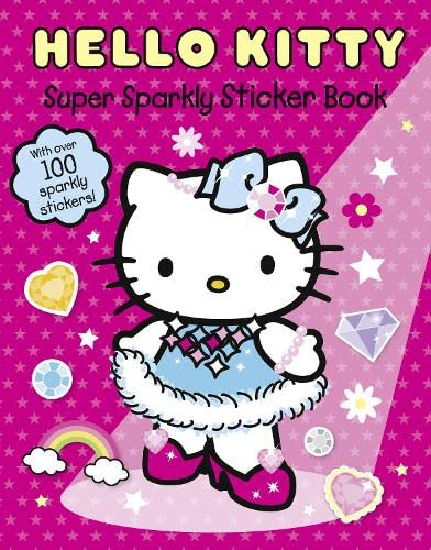 9780007451494: Hello Kitty Super Sparkly Sticker Book