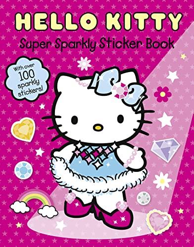 9780007451494: Hello Kitty Super Sparkly Sticker Book (Hello Kitty)